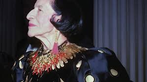 #35 quote.Inspirational quote by Diana Vreeland
