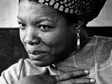 Remarkable Women. 8th of March International Women's Day, Maya Angelou.