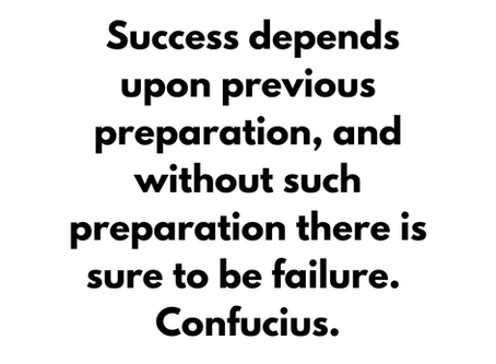 Inspirational quote about success and failure. ⁠