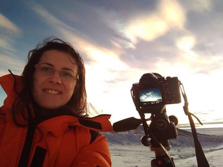 Womenpreneur: Jorgelina Álvarez Astrophotographer.