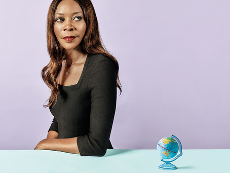 Edge of Chaos, democracy by Dr. Dambisa Moyo