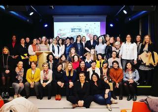 Events : Comunidad Internacional de la Mujer in Barcelona