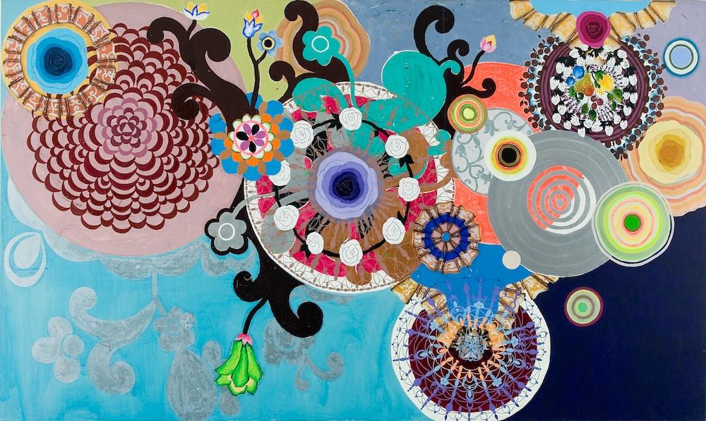 Artistic Minds. Beatriz Milhazes