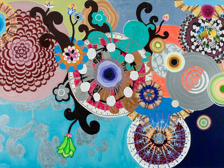 Artistic Minds. Beatriz Milhazes.