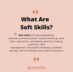 Soft Skills Guide.
