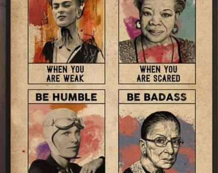 Wise Words by Inspirational Women