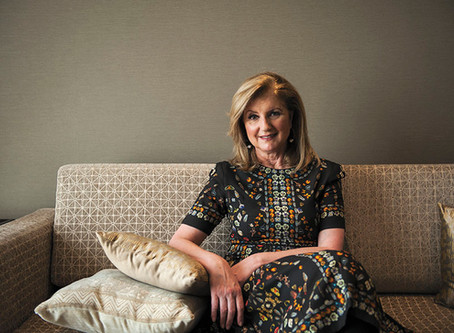 Wise advice by Arianna Huffington