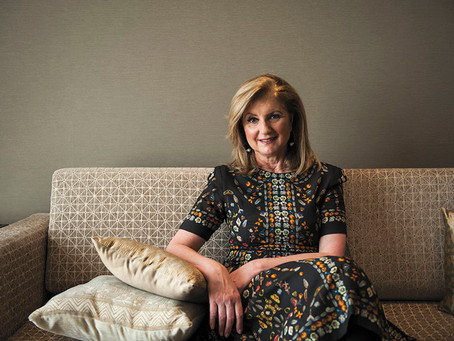 10 Rules for Success by Arianna Huffington