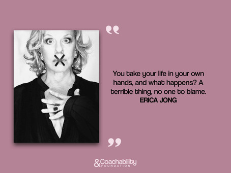 #quote 21.Inspirational moment by Erica Jong