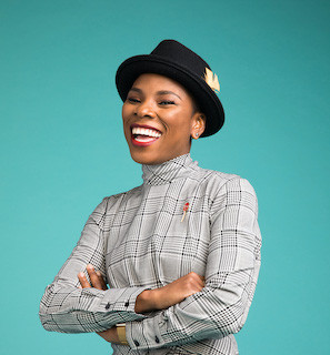 Leadership: Get comfortable with being uncomfortable | Luvvie Ajayi.