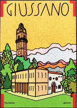 Postcard by Bruno Chersicla