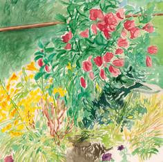 Belle Isle Flower Garden