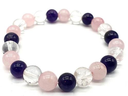 Bracelet Amour Universel 8mm