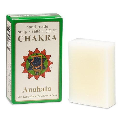 Savon Chakra 4 - Coeur - Anahata 70gr