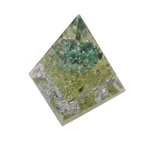 Petite pyramide vibratoire - Chakra Harmony - cœur