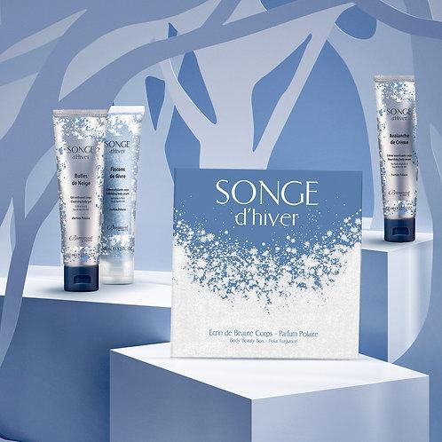 Coffret Songe d'hiver Bionatural de Phyt's - 3 produits aux baies bleues