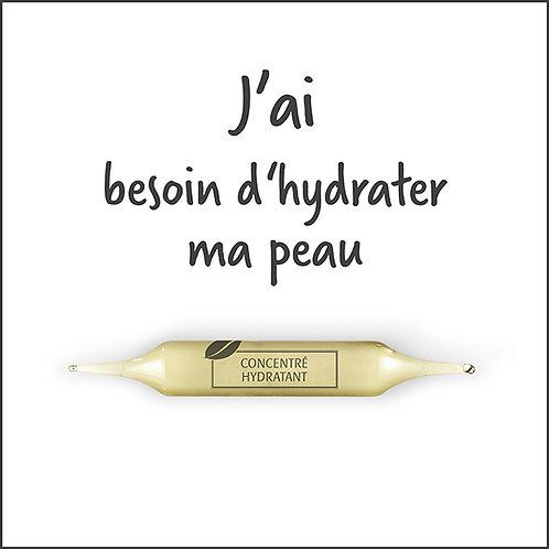 Phyt's - Soin Aqua - bain hydratant pour toutes peaux