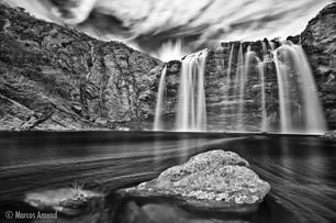 Cachoeira Bicame, Serra do Cipó, MG