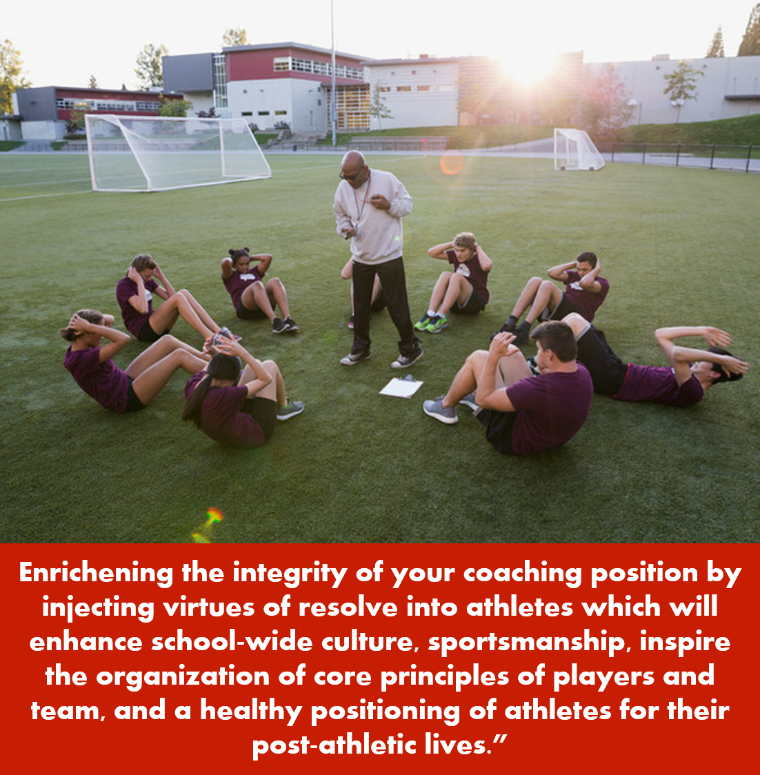 Coaching to the Hearts of Your Athletes