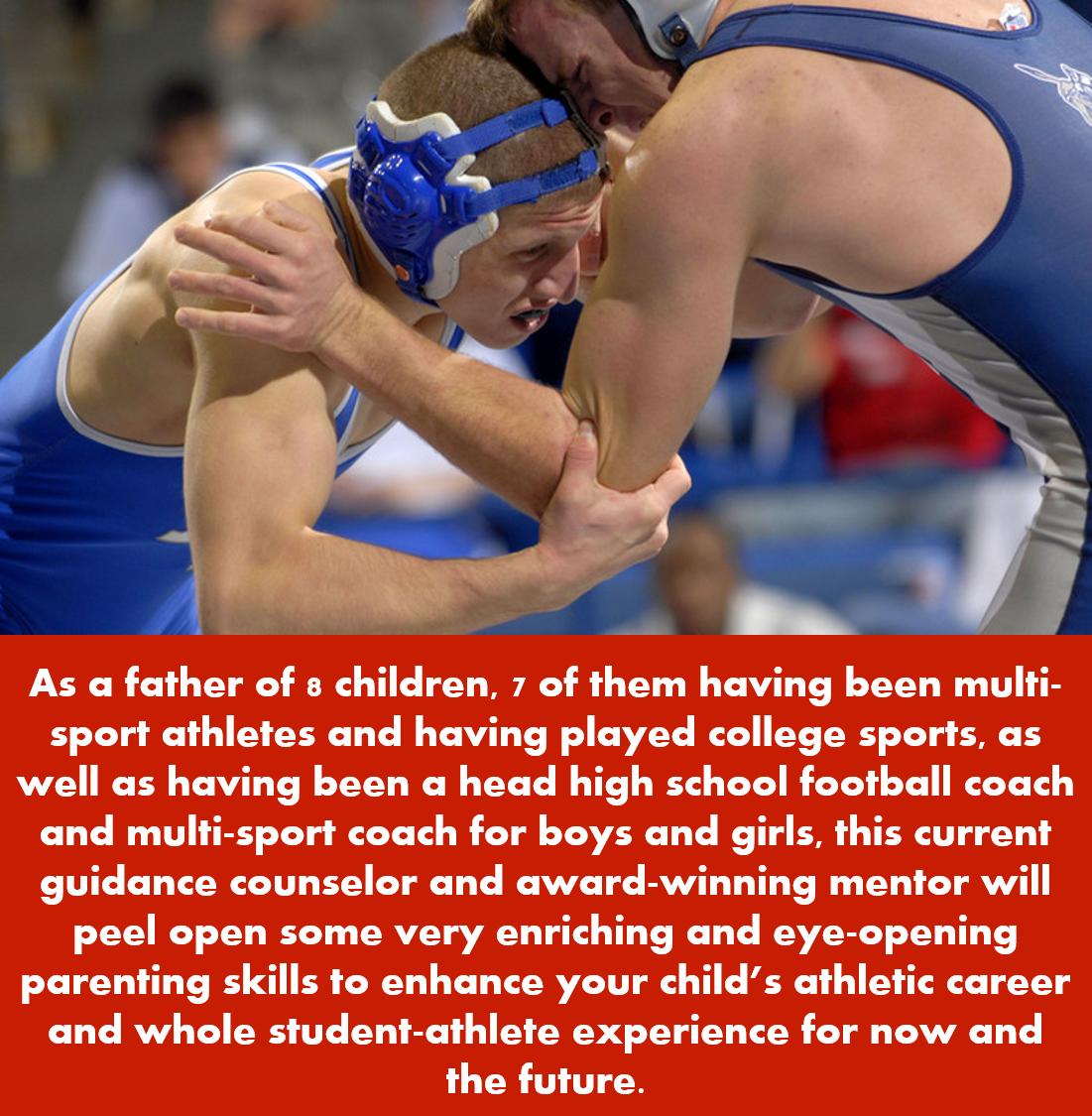 """Parenting the High School Athlete"""