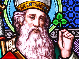 Walking through the Valley and the Legend of St. Patrick