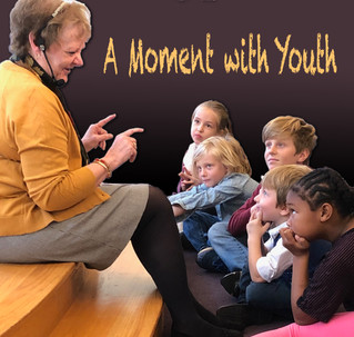 A Moment with Youth, continued