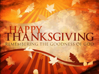 Being Thankful In A Challenging Year