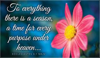 Spiritual Disciplines for Every Season