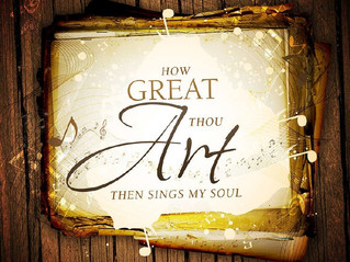 How Great Is Our God?