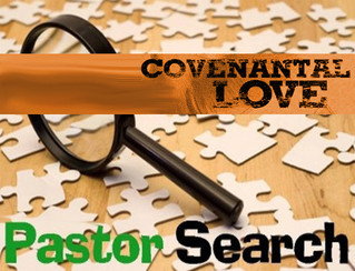 So, where is the Search Committee and why haven't they found a new pastor yet?