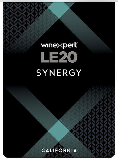 LE2020 SYNERGY Wine Kit