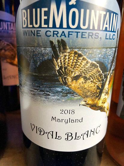 Sweet Vidal Blanc- Maryland