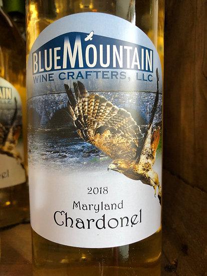 Chardonel- Maryland 2018