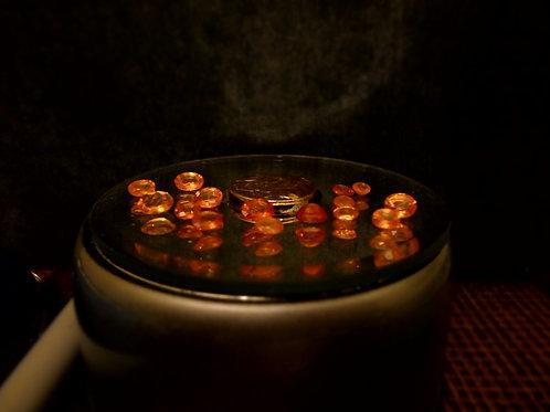 Mandarin Garnets
