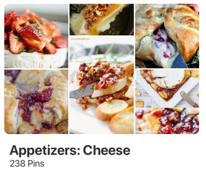 Link to Pinterest Cheese Page