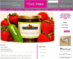 Haute Pink Feature