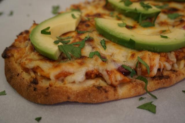 Naan Pizzas