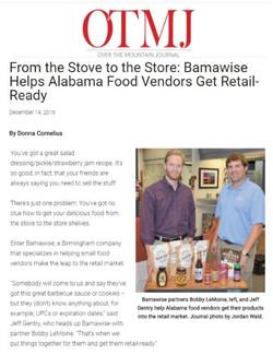 OTMJ Bamawise article