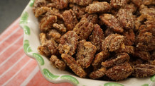 Spiced Nuts!