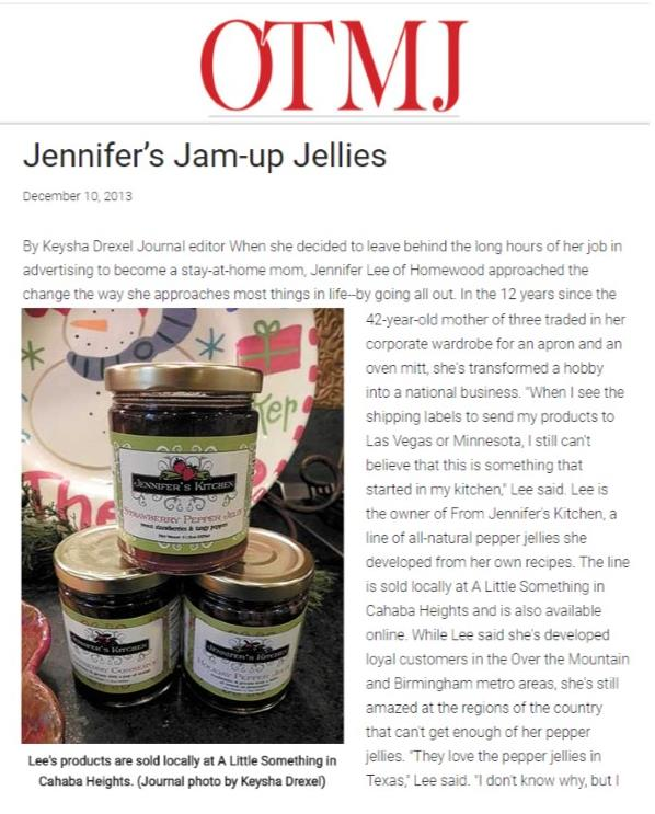 OTMJ Jam-up Jellies