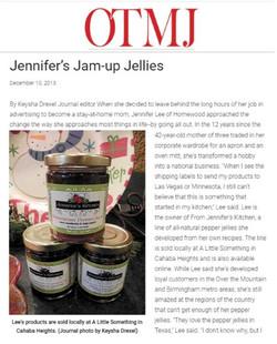 OTMJ Jam-up Jellies
