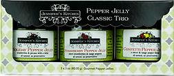 Pepper Jelly Trio
