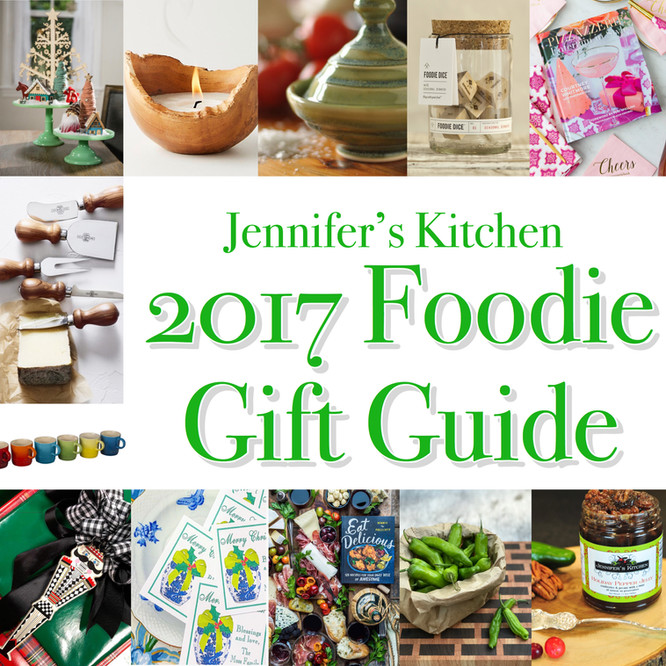 2017 Holiday Foodie Gift Guide