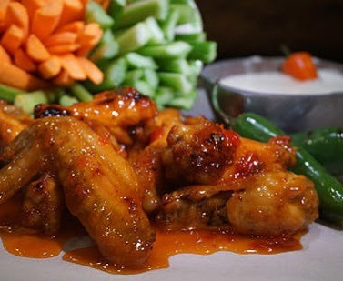 Pepper Jelly Wings Video
