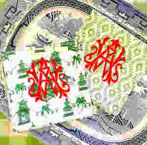 Preppy Paper Girl Buffalo Check Monogram Linens