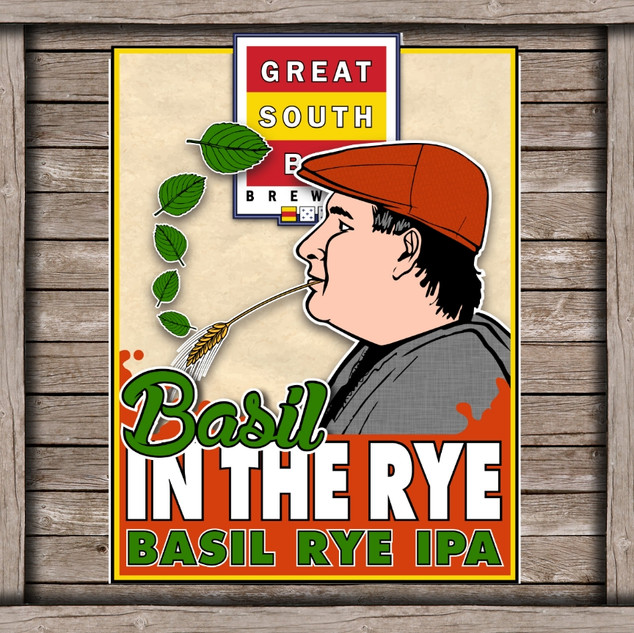 Basil in the Rye Logo