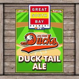 Duck Tail Ale Logo