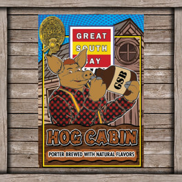 Hog Cabin Logo