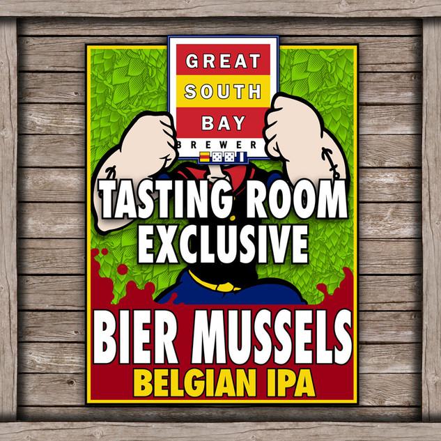 Bier Mussels Logo