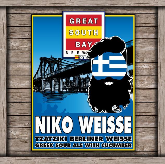 Niko Weisse Logo